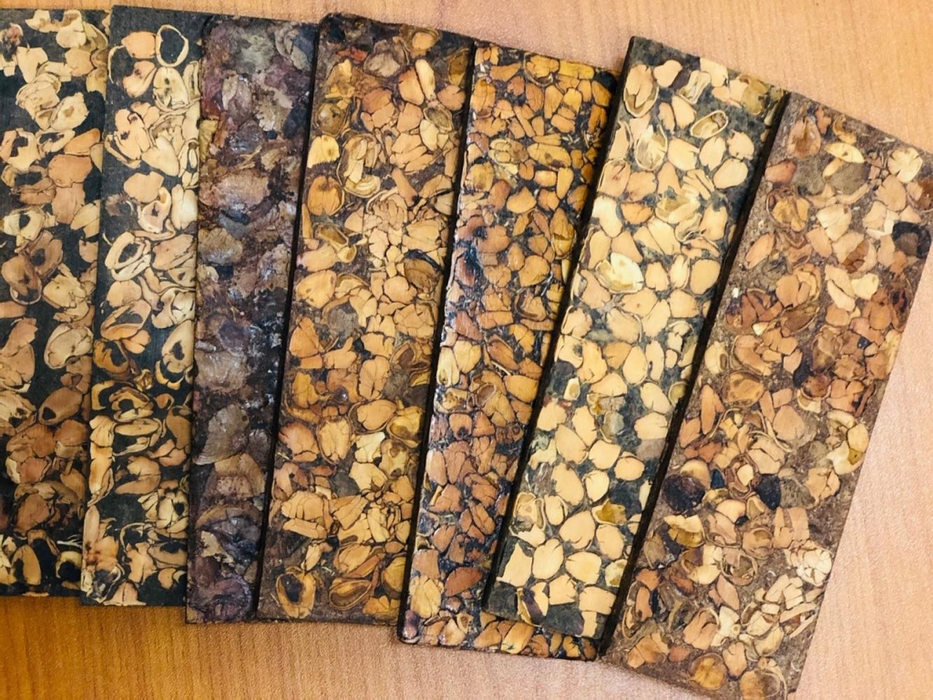 плиты из древесных отходов