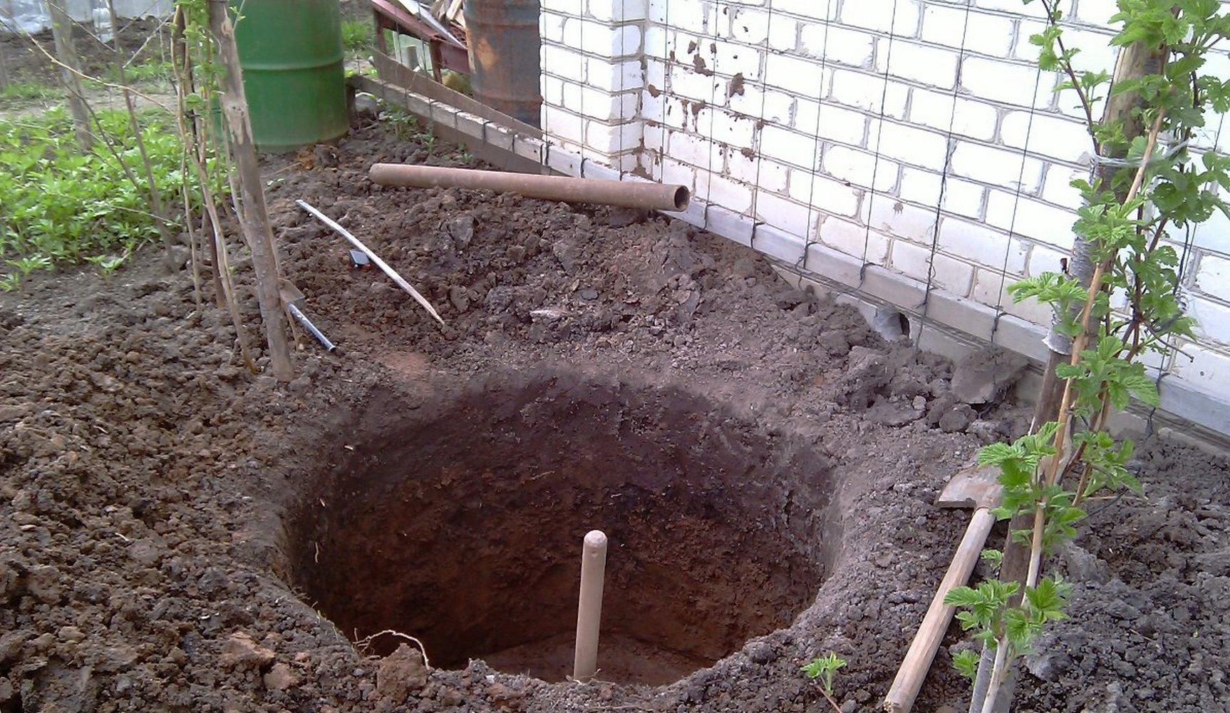 дренажная яма