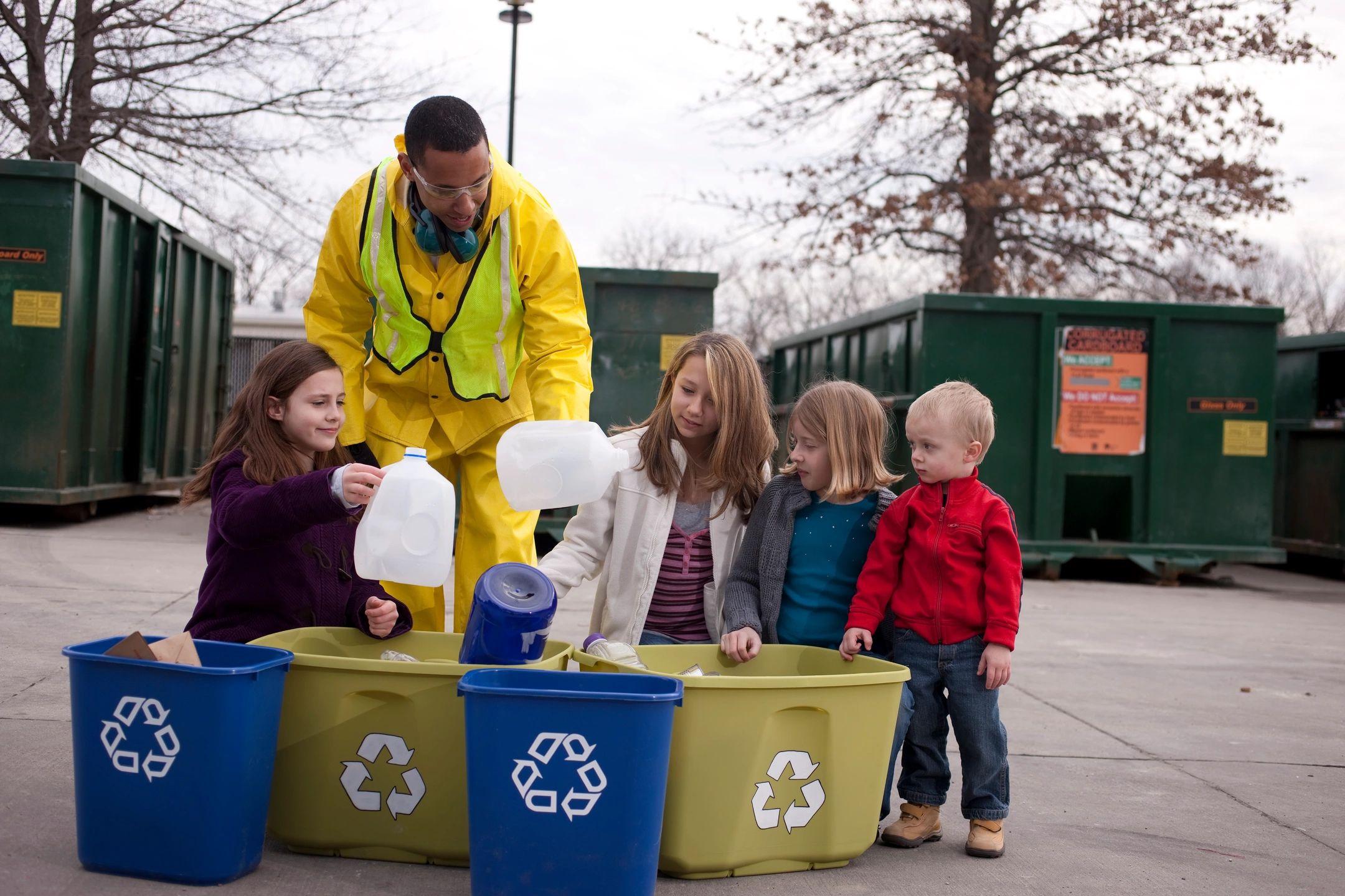 Воспитание экологического поведения