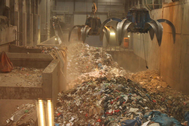 газовое сжигание мусора