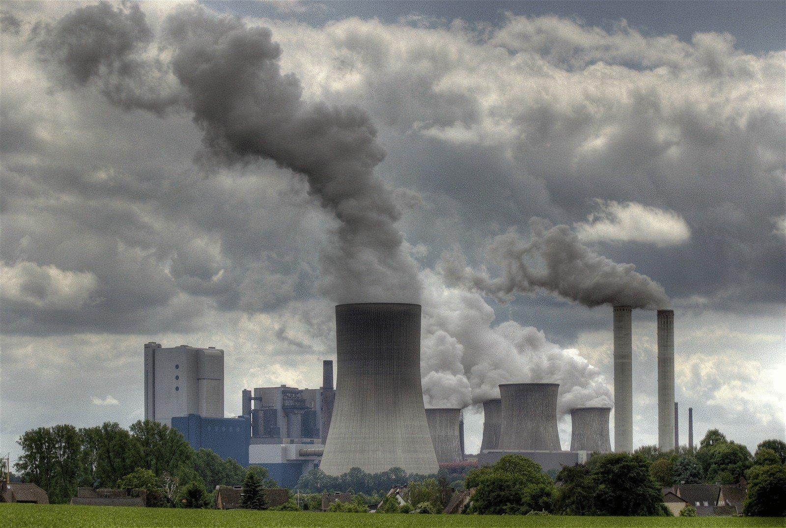Влияние атмосферных загрязнений на здоровье населения
