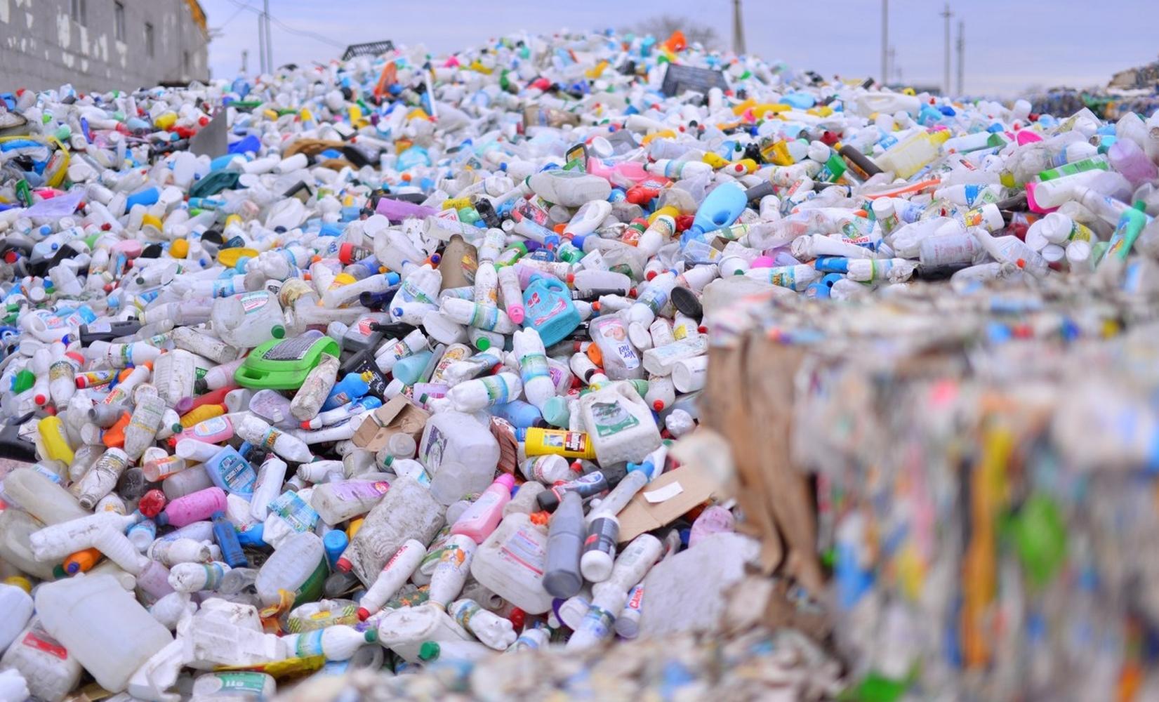 отходы свалка
