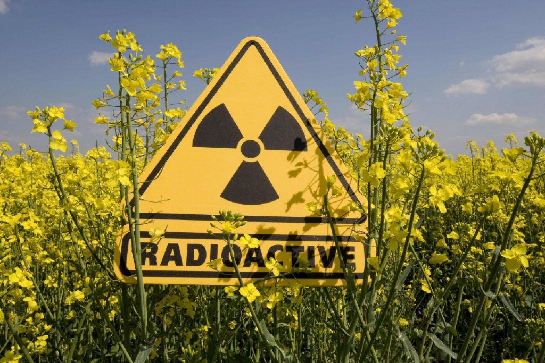 Загрязнение радиацией