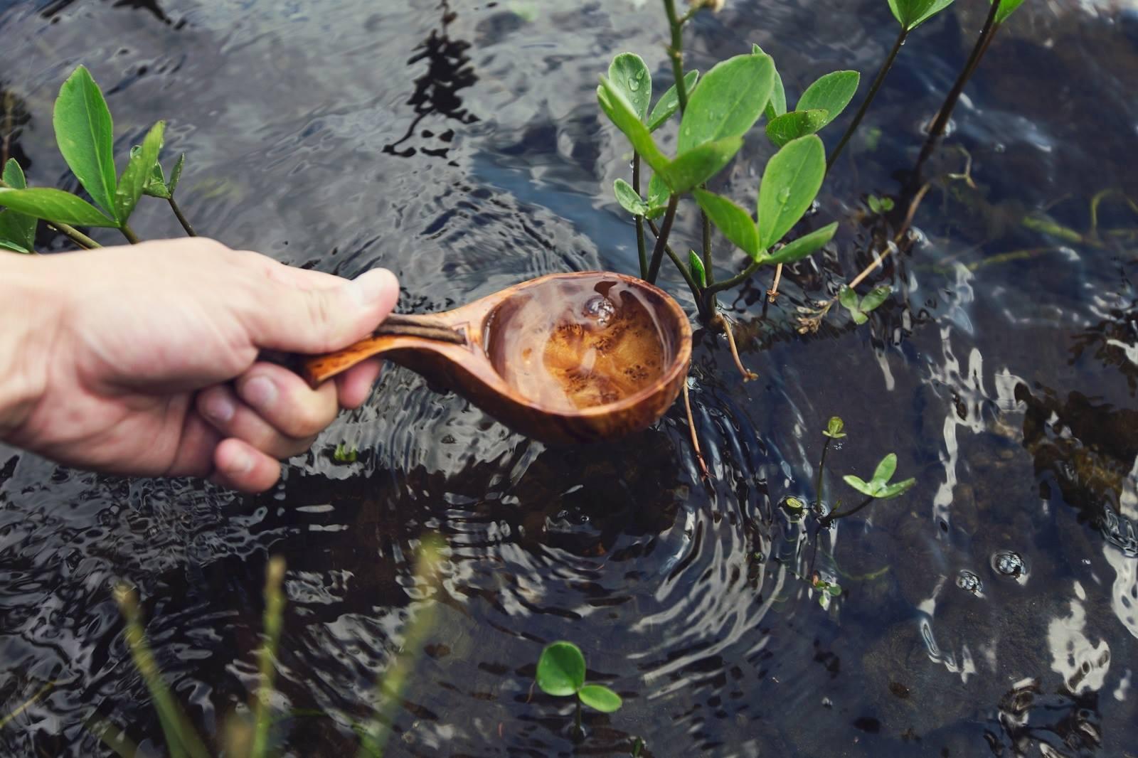 Защита воды от загрязнений